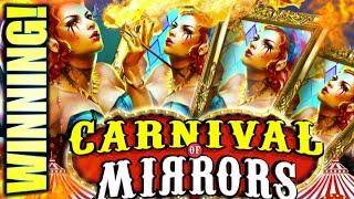 A WINNING TIME! ⋆ Slots ⋆ CARNIVAL OF MIRRORS & ULTIMATE FIRE LINK Slot Machine (Incredible Technolo