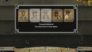 Dead Or alive - AMAZING 5 EXTRA SPINS!