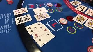 ICE 2018 - Face Up Pai Gow Poker