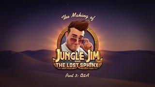 Jungle Jim and the Lost Sphinx | Q&A