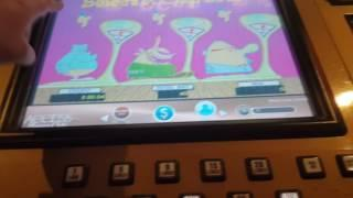 Buffet Mania slot machine 4 BONUS Games.