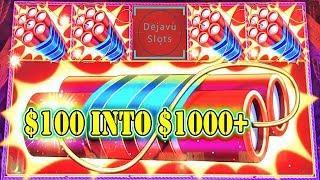 $100 INTO $1000+ EUREKA REEL BLAST SLOT • LOCK IT LINK •