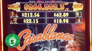 ++NEW Casa Blanca Class II slot machine