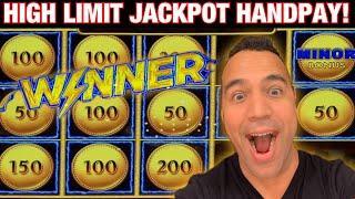 ⋆ Slots ⋆️JACKPOT HANDPAY on High Limit Lightning Link at Hard Rock Sacramento!  ⋆ Slots ⋆ ⋆ Slots ⋆