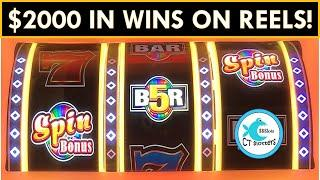 BEST REACTION EVER TO AN UNEXPECTED WIN! ⋆ Slots ⋆ AWESOME TAX-FREE! MONTE CARLO SLOT, DIAMONDS ARE