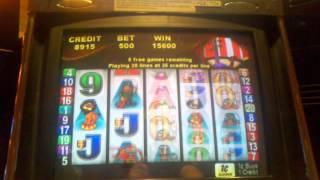 Bonus slot machine circus