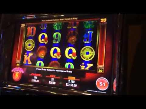 Ainsworth Dragon HANDPAY JACKPOT $20 bet high limit slots