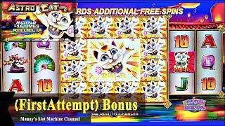 ( First Attempt ) Astro Cat by IT Nice Bonus at Barona Casino & Resort