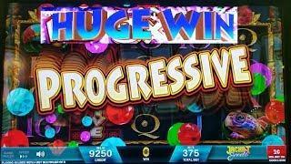 GOLDEN GECKO Slot Machine BIG WIN | Max Bet Live Slot Play w/NG Slot | • PROGRESSIVE JACKPOT WON•