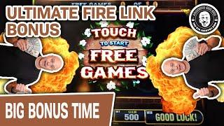 ★ Slots ★ CLASSIC Ultimate Fire Link Bonus ★ Slots ★ LOVE to Get These!
