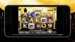 Gladiator €1,284,305 Progressive Jackpot Mobile Win!