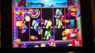 Konami - Lago Di Amore Slot Win - Parx Casino - Bensalem, PA