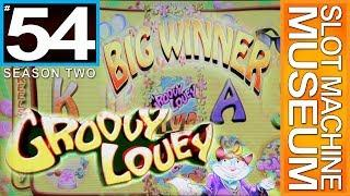 GROOVY LOUEY (Bally)  - [Slot Museum] ~ Slot Machine Review