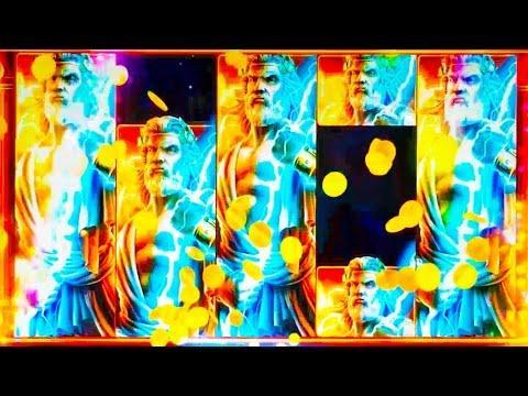 ++NEW Zeus Son of Kronos slot machine, DBG