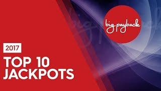 Top 10 MOST EXCITING Jackpots - THIS IS WHY WE WATCH!