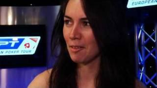 Liv Boeree Wins The EPT San Remo 2010 on Pokerstars.com