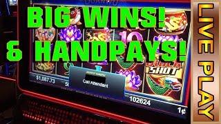 SG/BALLY - QUICK SHOT DUANWU - BIG WINS & BIG JACKPOT HANDPAY