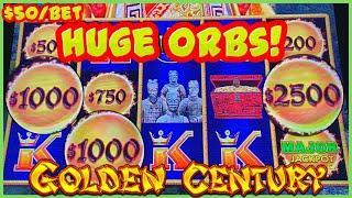 ★ Slots ★Dragon Link Golden Century MASSIVE MAJOR JACKPOT HANDPAY ★ Slots ★$50 MAX BET BONUS Slot Ma