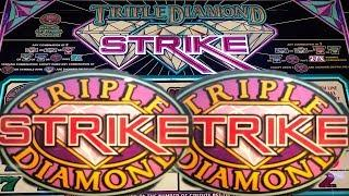Big Win - TRIPLE STRIKE - Bet $18 - 9 Lines@ Pechanga Resort Casino