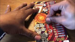 Puerto Rico $10 Scratch Off 1 in 2 10 ODDS!