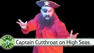 Captain Cutthroat slot machine, High Seas Bonus