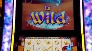 Alladins Fortune 3D Slot Machine   Live Play   Max Bet WILD BONUS