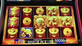 Da Ji Da Li Free Spin Retriggers and Bonus Games at Kickapoo Lucky Eagle Casino