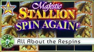 •️ New - Majestic Stallion slot machine, 2 sessions