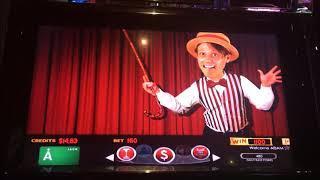 Max Bet - Marvels of Mystery Slot Machine Bonus - Everi