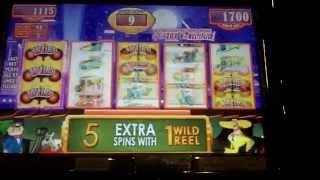 WMS: Monopoly - Party Train Slot Bonus
