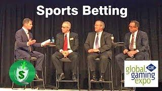 #G2E2017 panel on Sports Betting
