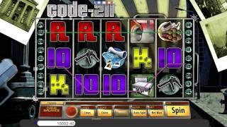 Code 211• free slots machine by Saucify preview at Slotozilla.com
