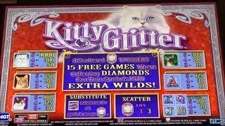•Kitty Kitty Cutie !•50 FRIDAY #56•Lion Carnival/Moon Empress/Kitty Glitter Slot•栗スロ/カジノ