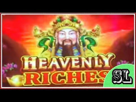 ** Heavenly Riches ** Bonus ** SLOT LOVER **