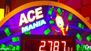 Ace Mania class II slot machine, just dabbling