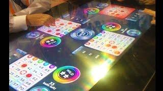 #G2E2016 Gamblit   NEW Bingo Trance SKILL 'slot machine'