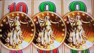 •NEW BUFFALO !!•BUFFALO XTREME Slot (Aristocrat+VGT)•$375 Slot Free Play Live @ San Manuel•彡栗スロ