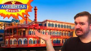 I VISIT ALL 3 CASINOS In Council Bluffs IOWA! You'll Never Guess Where I Won The Most! SDGuy1234!