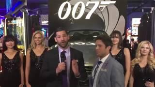 G2E 2017 - James Bond - Interview with Game Producer, Steve Rosen