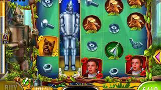 WIZARD OF OZ: GOOD AS GOLD Video Slot Casino Game with a FREE SPIN BONUS