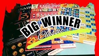GREAT SCRATCHCARD GAME...AND A GREAT WINNER..WHoooooOOOOO..What a Classic Game