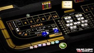 Place Bets, Field Bets, Big Six & Big Eight Bets in Craps - OnlineCasinoAdvice.com