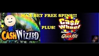 • CASH WHEEL!  MAX BET! • THE GOOD TIMES KEEP ROLLING! :)