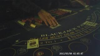 Baton Rouge Blackjack (Hidden Camera) - BlackjackArmy.com