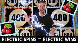 ★ Slots ★ ELECTRIC WINS ★ Slots ★ Fu Fu Fu is Lucky Lucky Lucky ★ Slots ★ Agua Caliente #ad