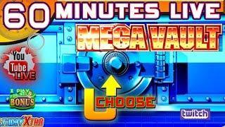 • MEGA VAULT MONDAY • U-CHOOSE IGT GAME • 4 MORE DAYS UNTIL VEGAS!