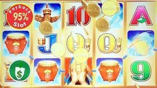 Lucky 88 95% payback slot machine, bonus