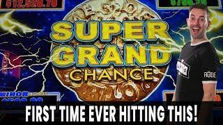 • FIRST TIME HITTING SUPER GRAND CHANCE • Up to $108K on Dollar Storm • Agua Caliente #ad