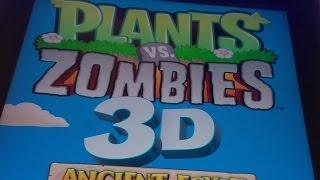 "**NEW GAME** Plants VS Zombies 3-D FEATURING ""CAMEL ZOMBIES"" Pick the sun!!!"