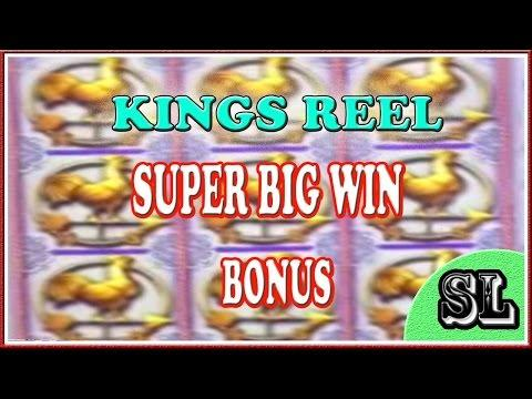 **BIG WIN** King Reels Farmers Daughter Max Bet Bonus 11 spins ** SLOT LOVER **